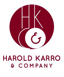 Harold Karro & Company Logo