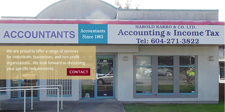 Harold Karro & Company About and Contact Information. Public Accountants Since 1963.